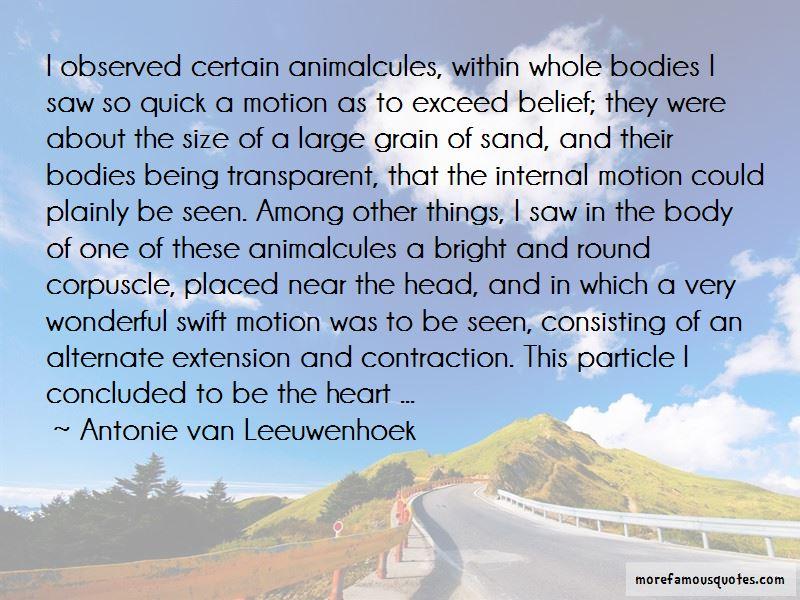 Antonie Van Leeuwenhoek Quotes Pictures 2