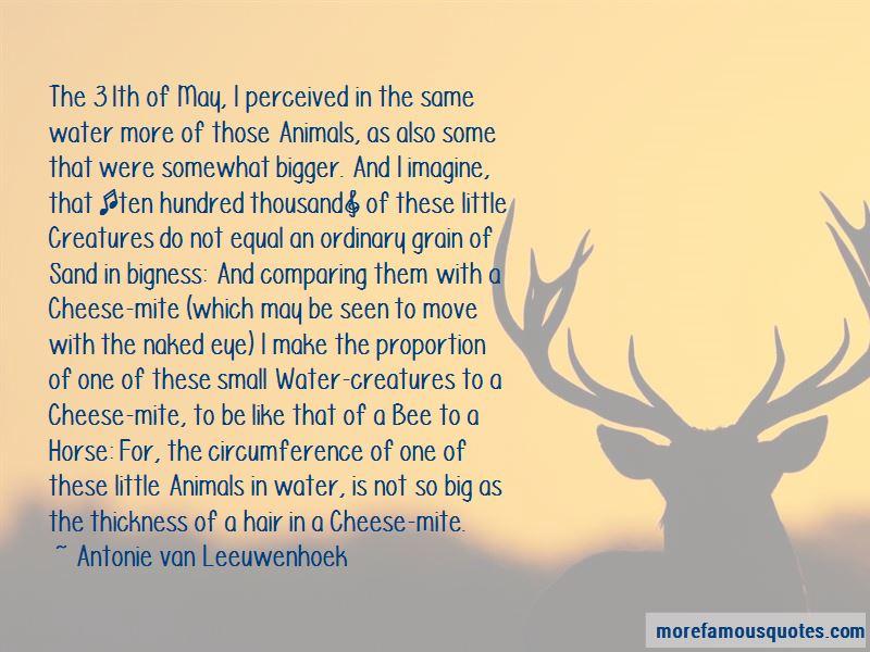Antonie Van Leeuwenhoek Quotes Pictures 4