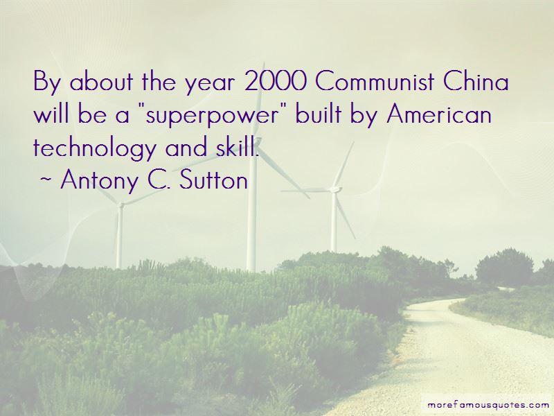 Antony C. Sutton Quotes Pictures 4