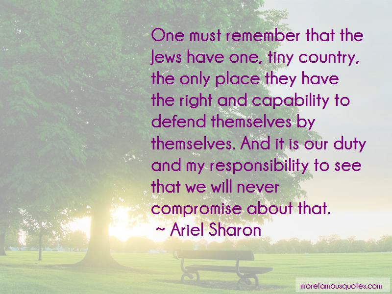 Ariel Sharon Quotes Pictures 2