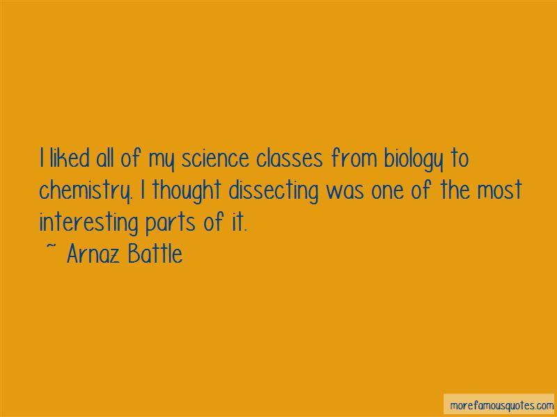 Arnaz Battle Quotes Pictures 2