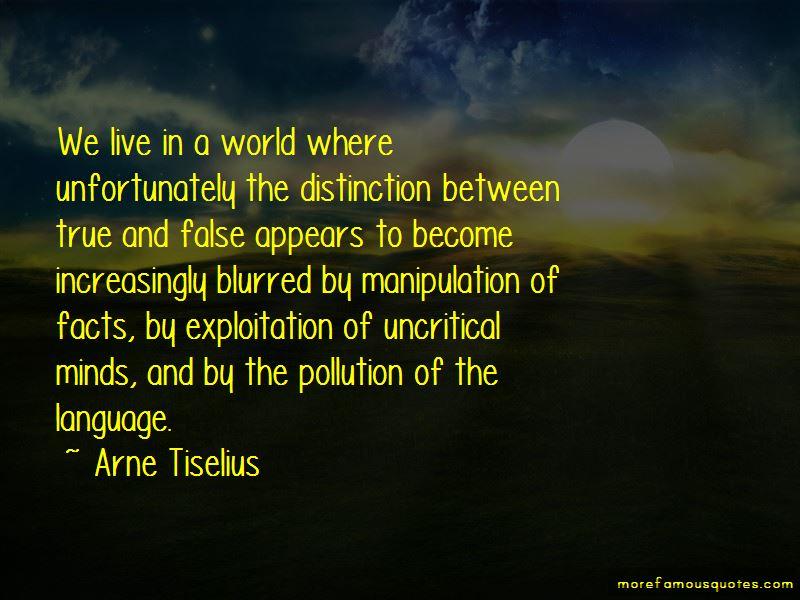 Arne Tiselius Quotes