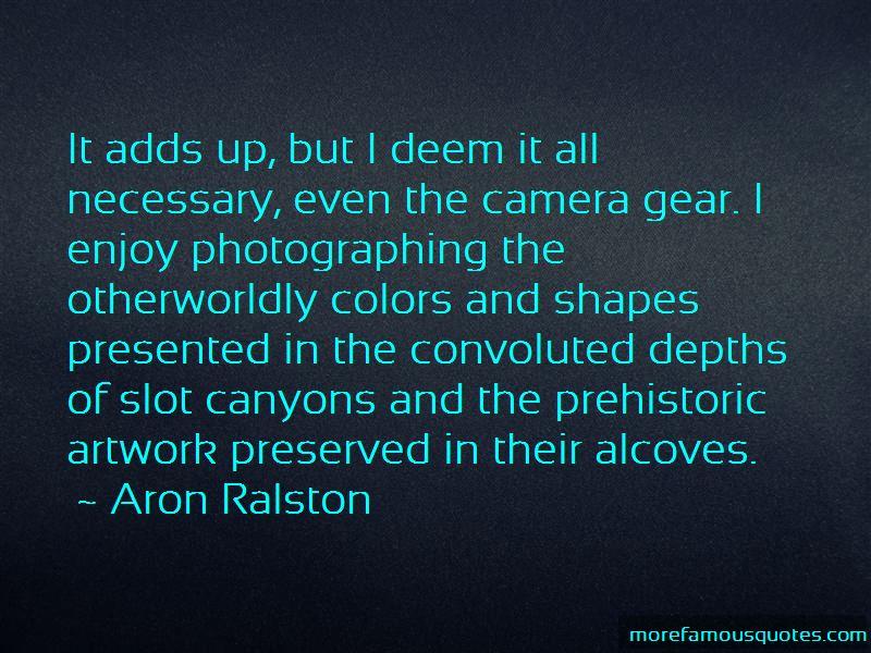 Aron Ralston Quotes Pictures 2