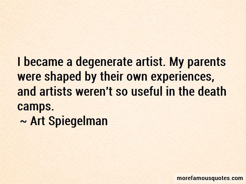 Art Spiegelman Quotes Pictures 2