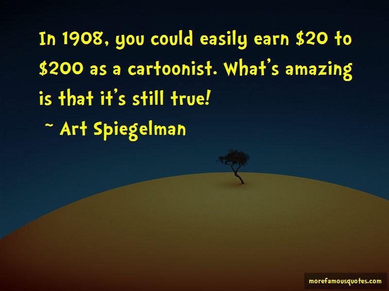 Art Spiegelman Quotes Pictures 4