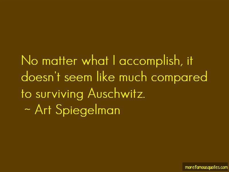 Art Spiegelman Quotes