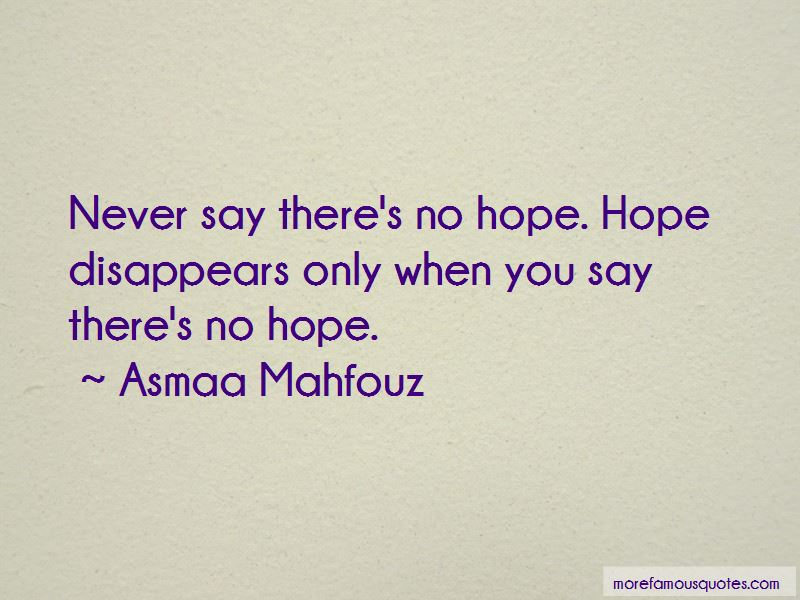 Asmaa Mahfouz Quotes Pictures 2