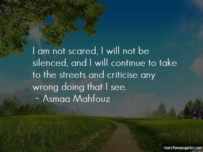 Asmaa Mahfouz Quotes Pictures 3