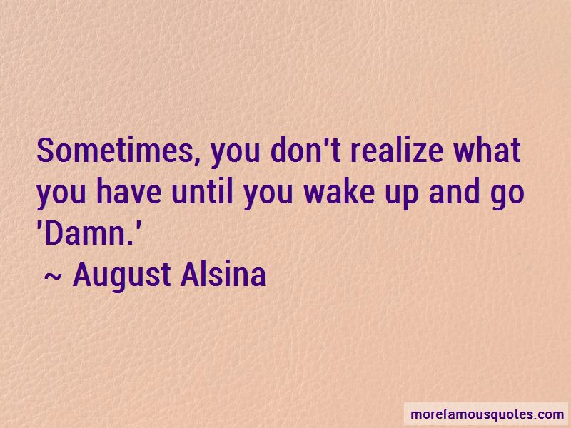 August Alsina Quotes Pictures 3