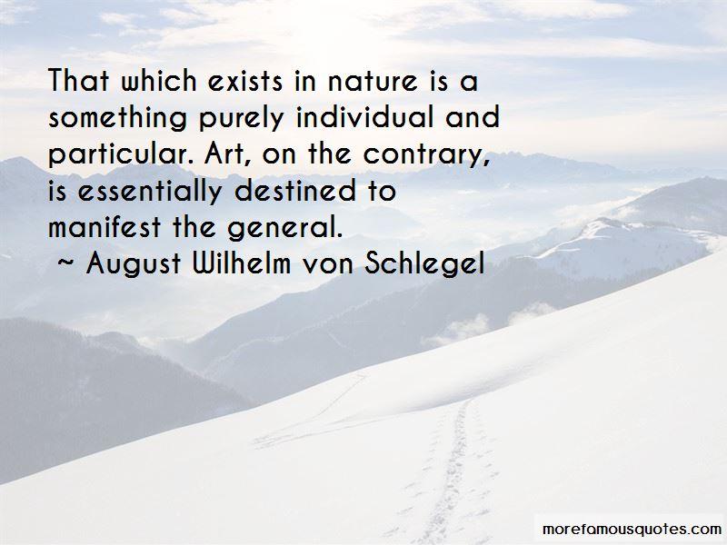 August Wilhelm Von Schlegel Quotes Pictures 2