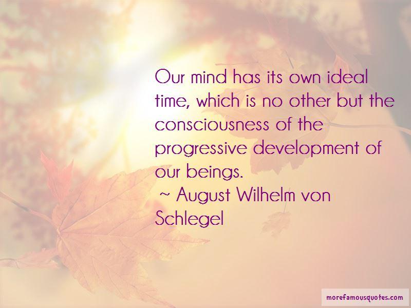 August Wilhelm Von Schlegel Quotes Pictures 3