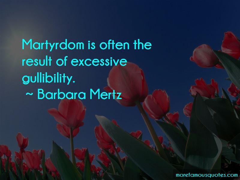 Barbara Mertz Quotes Pictures 3