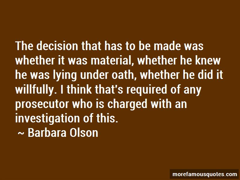 Barbara Olson Quotes Pictures 4