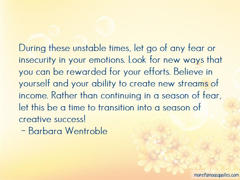 Barbara Wentroble Quotes Pictures 3
