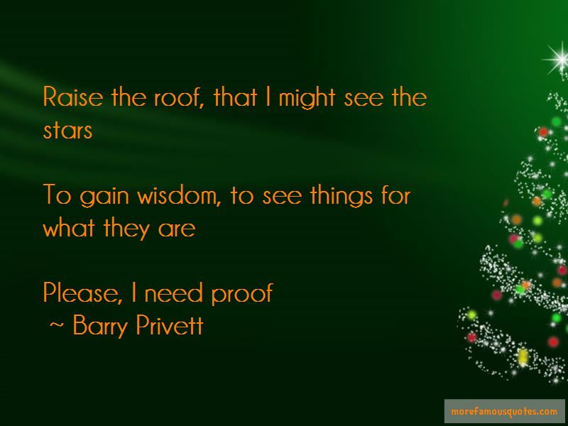 Barry Privett Quotes Pictures 2
