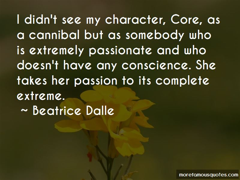 Beatrice Dalle Quotes Pictures 3