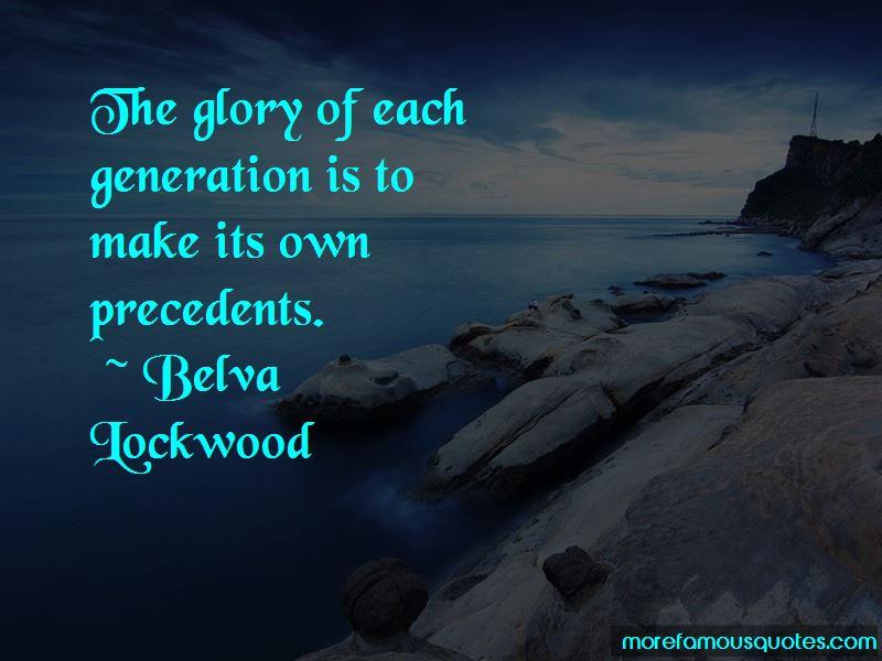 Belva Lockwood Quotes Pictures 3