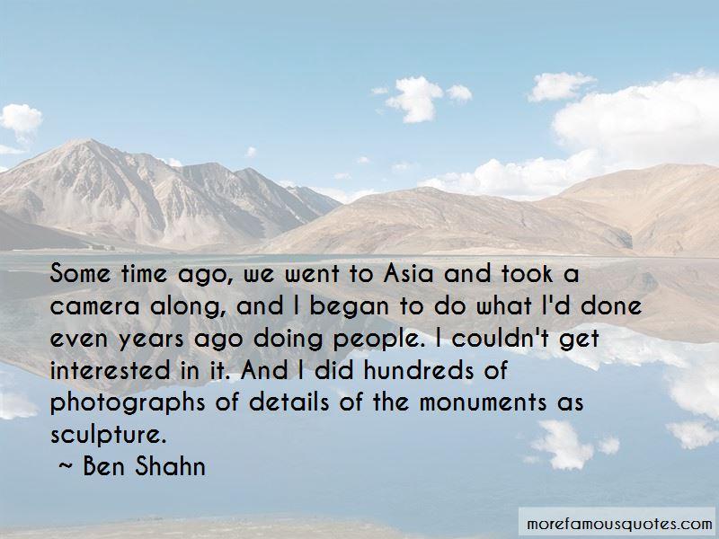 Ben Shahn Quotes Pictures 3