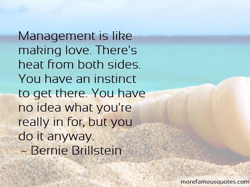 Bernie Brillstein Quotes Pictures 2