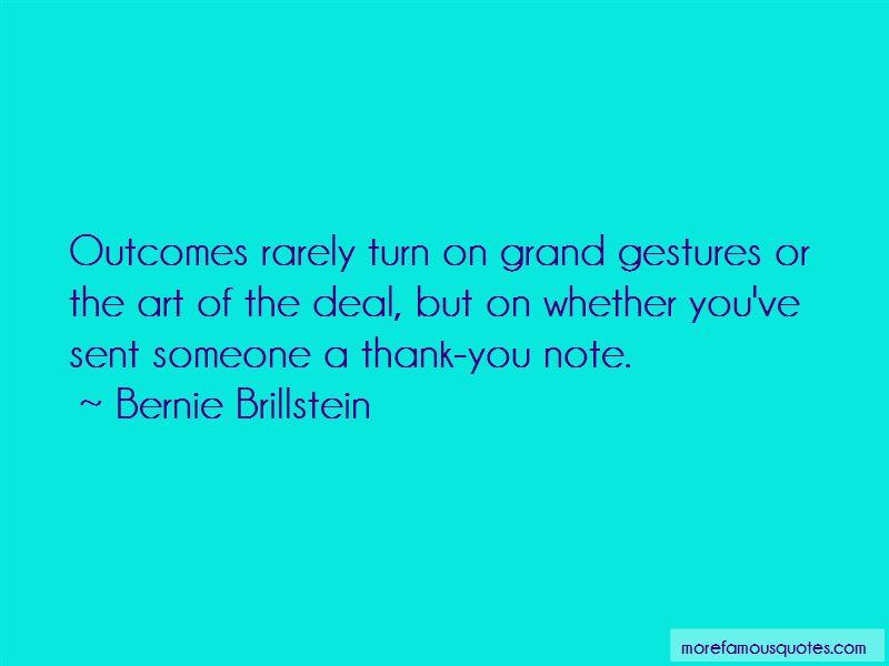 Bernie Brillstein Quotes Pictures 4