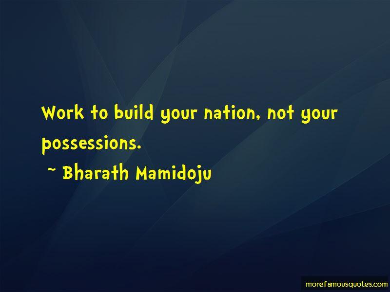Bharath Mamidoju Quotes Pictures 3