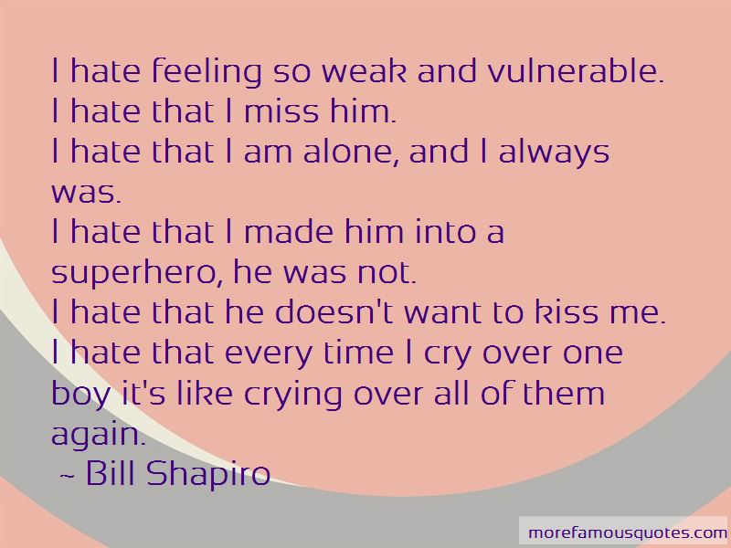 Bill Shapiro Quotes Pictures 3