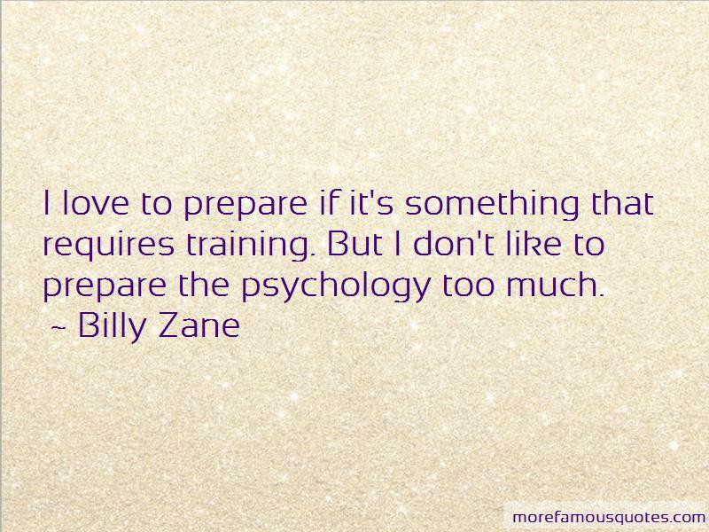 Billy Zane Quotes