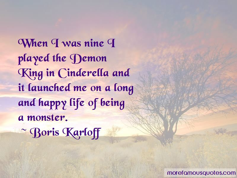 Boris Karloff Quotes Pictures 3