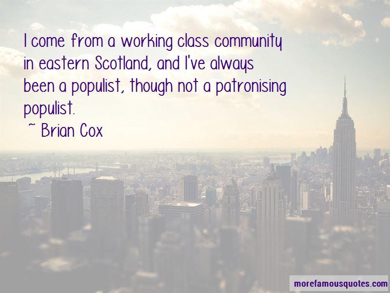 Brian Cox Quotes