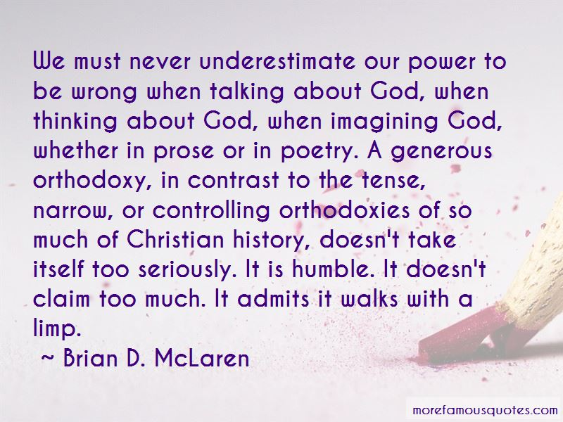 Brian D. McLaren Quotes Pictures 3