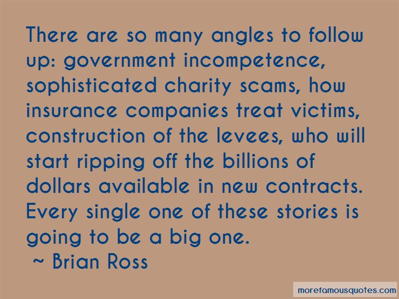 Brian Ross Quotes