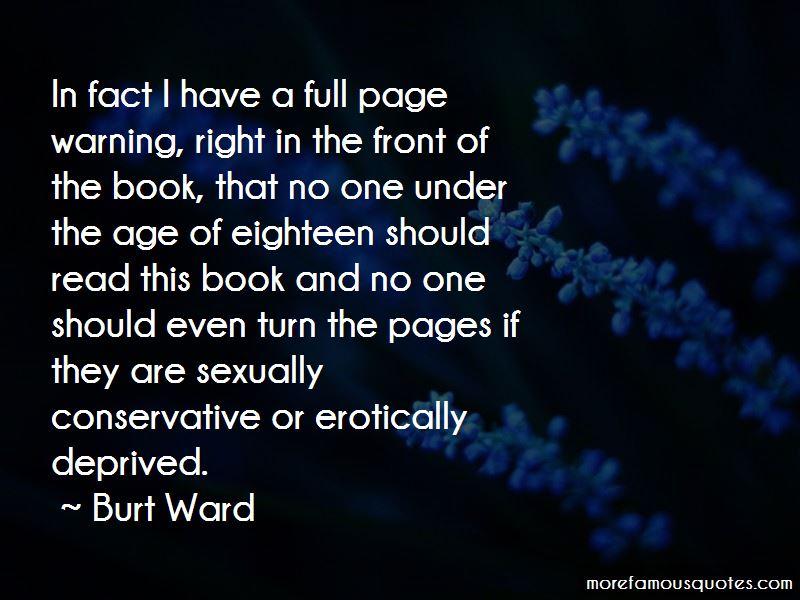 Burt Ward Quotes Pictures 4
