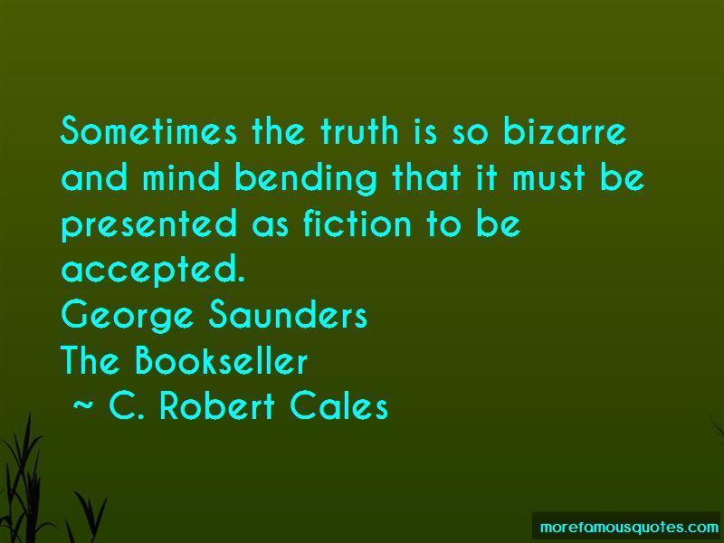 C. Robert Cales Quotes