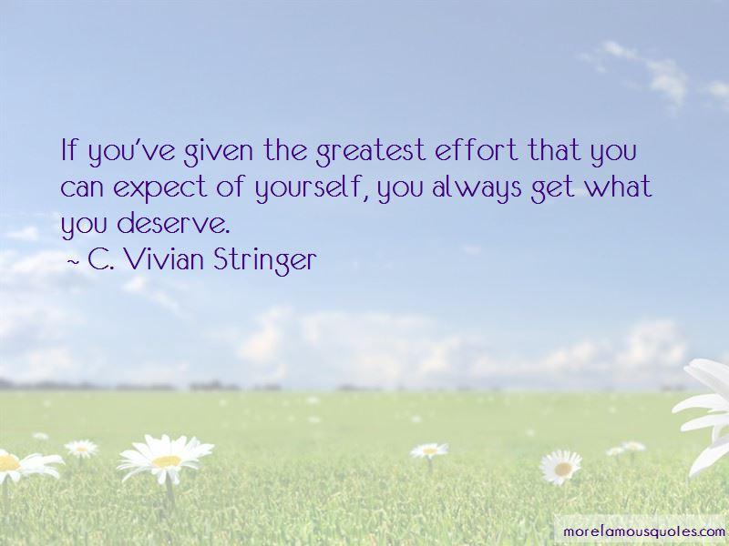 C. Vivian Stringer Quotes Pictures 2