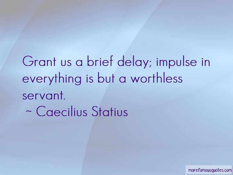 Caecilius Statius Quotes Pictures 4