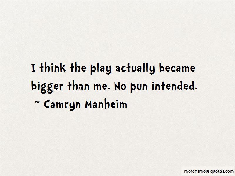 Camryn Manheim Quotes Pictures 4