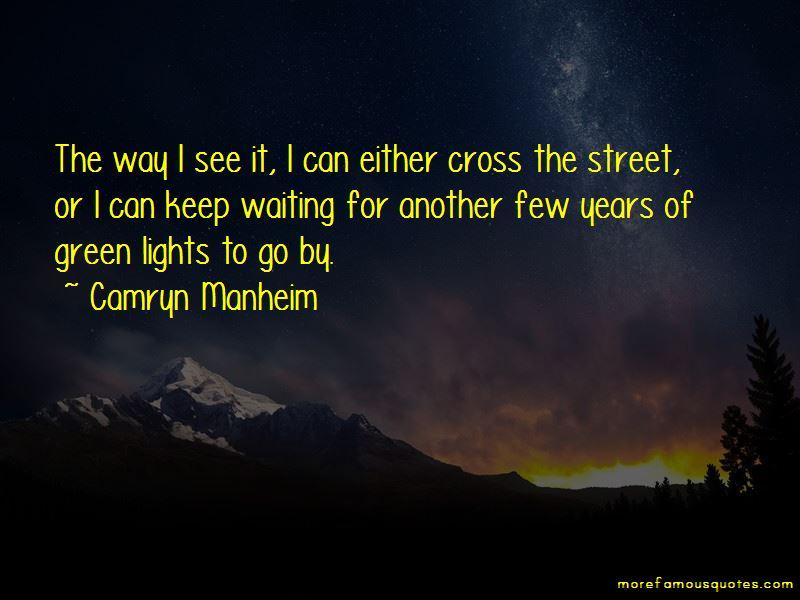 Camryn Manheim Quotes