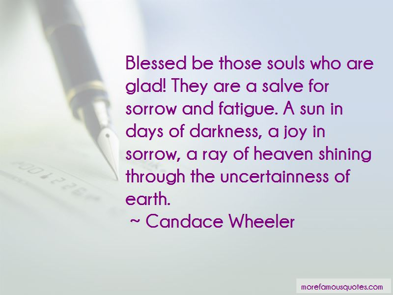 Candace Wheeler Quotes Pictures 3