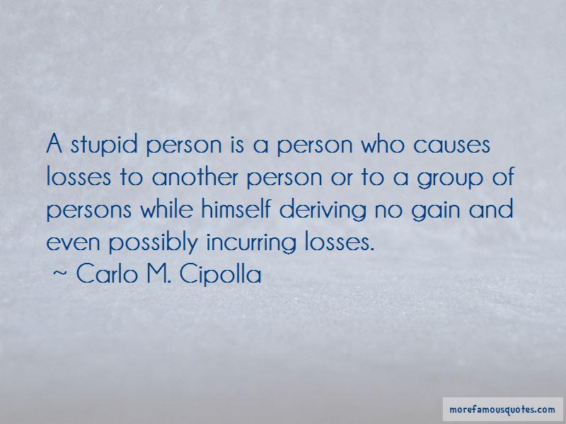 Carlo M. Cipolla Quotes Pictures 2