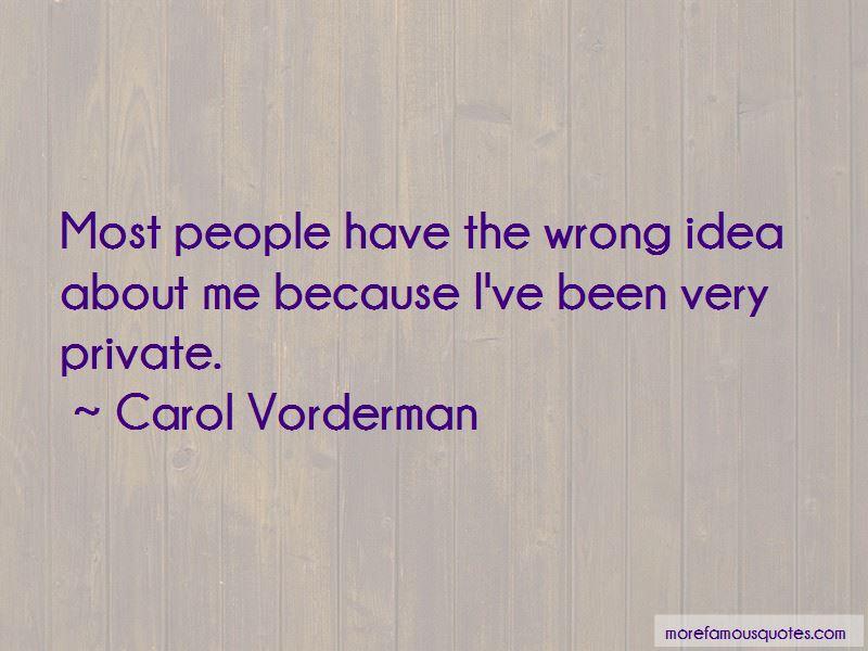 Carol Vorderman Quotes Pictures 4