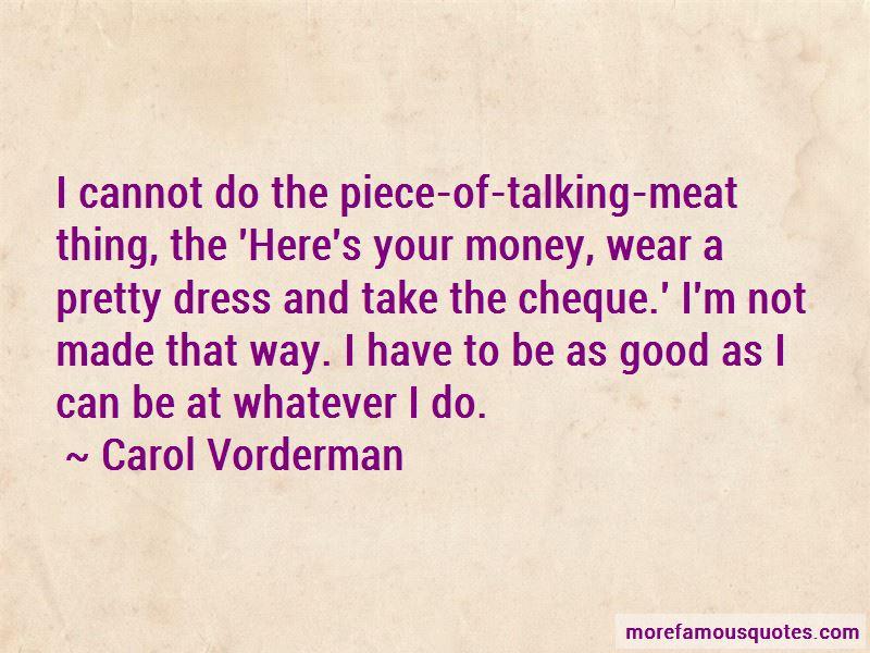 Carol Vorderman Quotes