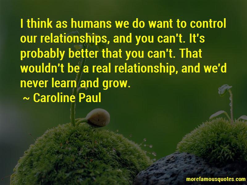 Caroline Paul Quotes Pictures 2