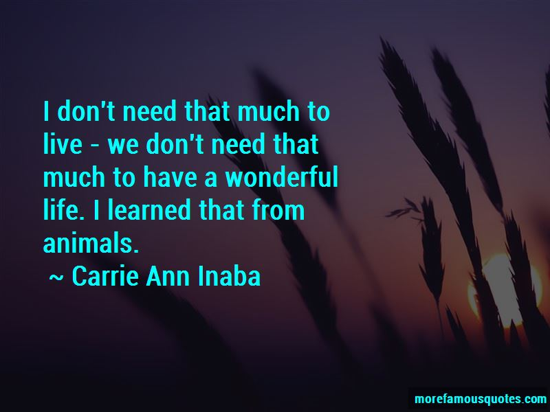 Carrie Ann Inaba Quotes Pictures 2