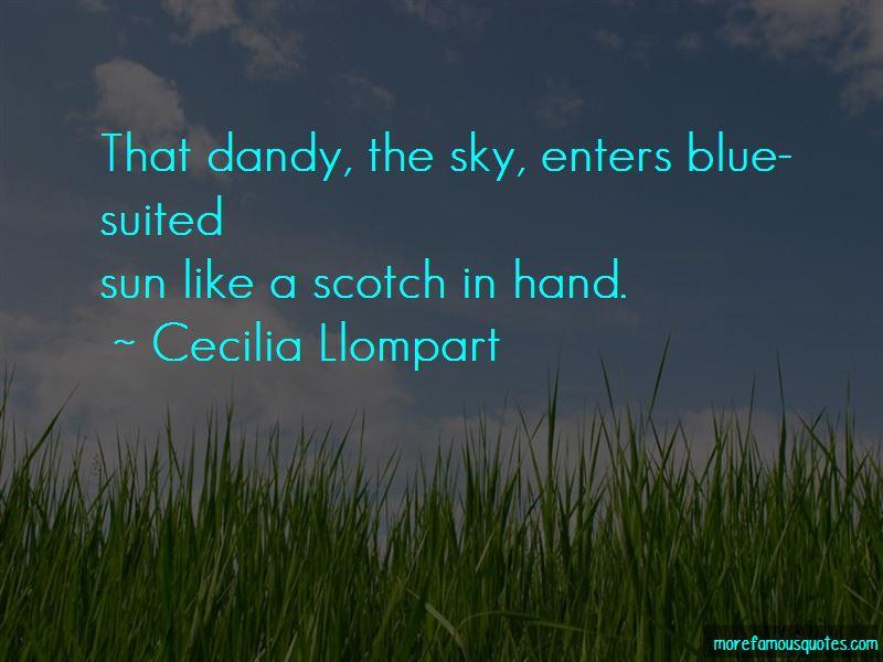 Cecilia Llompart Quotes