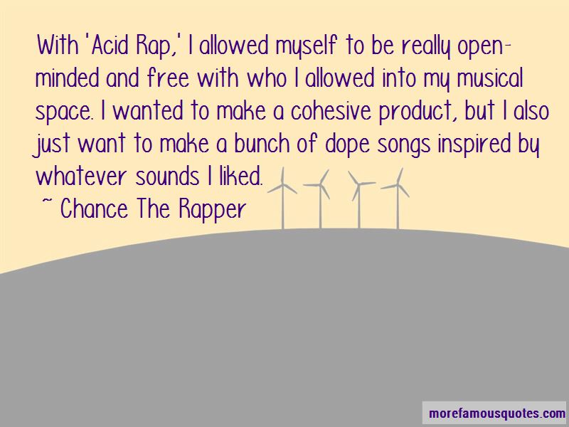 Chance The Rapper Quotes Pictures 3
