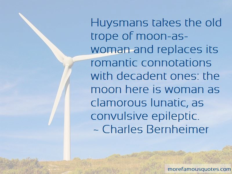 Charles Bernheimer Quotes Pictures 2