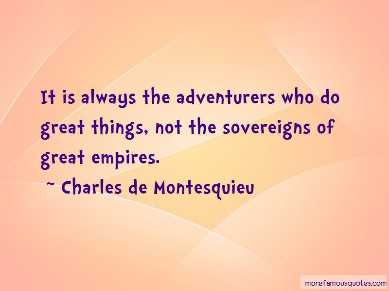 Charles De Montesquieu Quotes Pictures 2