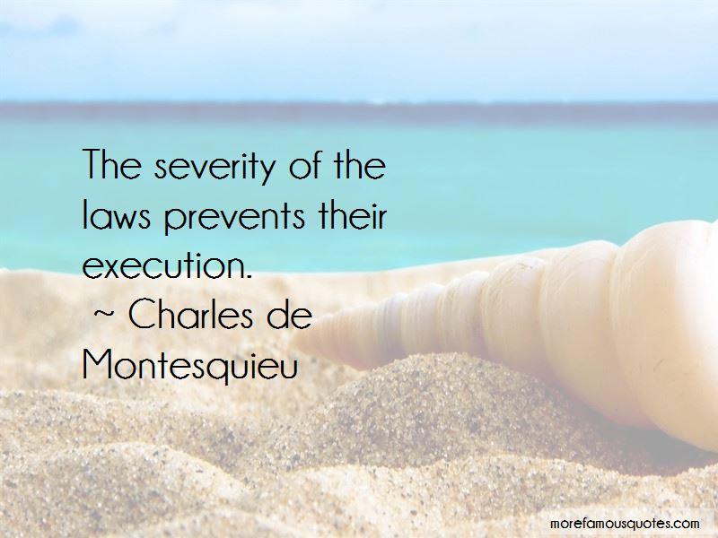 Charles De Montesquieu Quotes Pictures 3