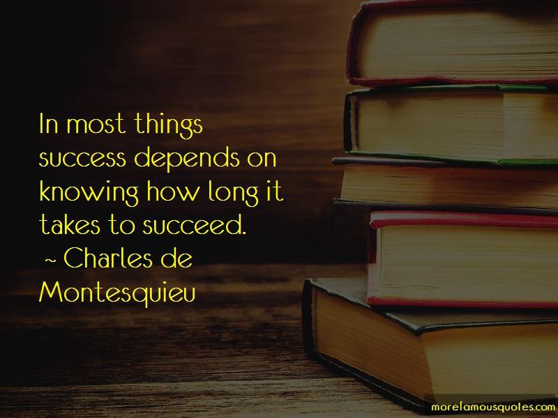 Charles De Montesquieu Quotes Pictures 4