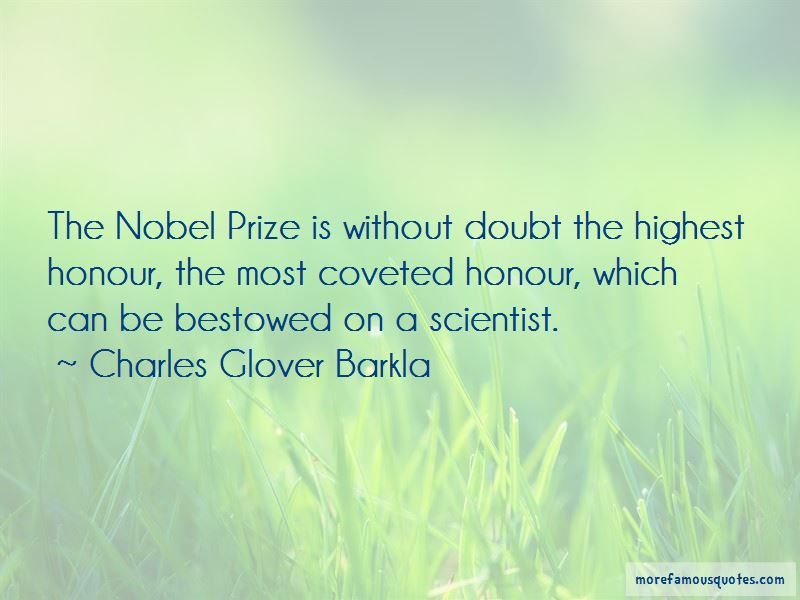 Charles Glover Barkla Quotes Pictures 4